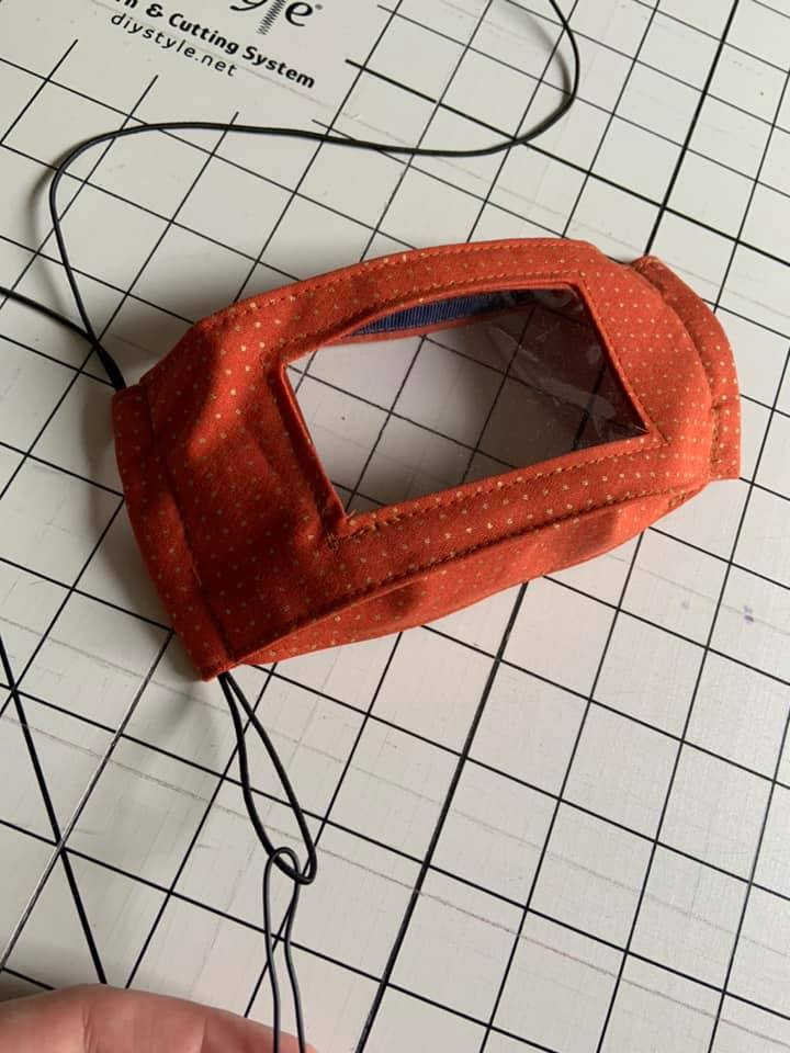 Loops for the Communicator Mask